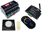 Dimmers LED - Controllers RGB DMX512