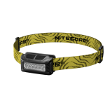 ΦΑΚΟΣ LED NITECORE HEADLAMP NU10, Black+Yellow headband,