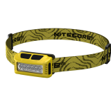 ΦΑΚΟΣ LED NITECORE HEADLAMP NU10, Yellow,